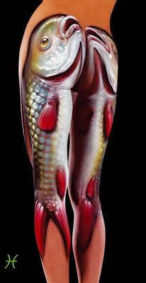 Рыбы и лев бисексуалы
